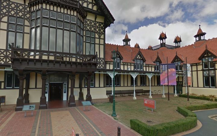 Rotorua Museum has been closed over concerns about quake damage.