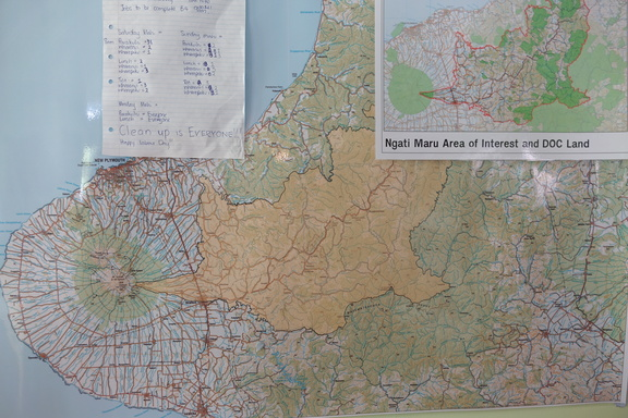 Ngati Maru lost 220,000 hectares of land via illegal confiscations and dubious land sales.