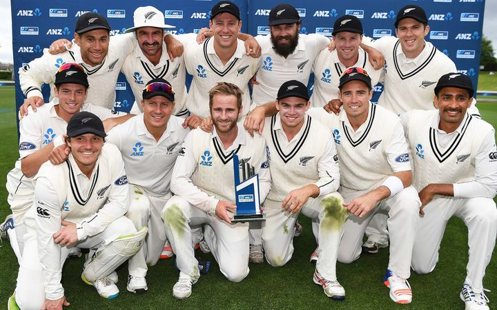The Black Caps have made a cleansweep of the two test series against Pakistan.