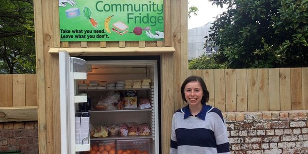Zero waste blogger, Amanda Chapman, came up with the idea to feed Auckland's hungry, and reduce wasted food.