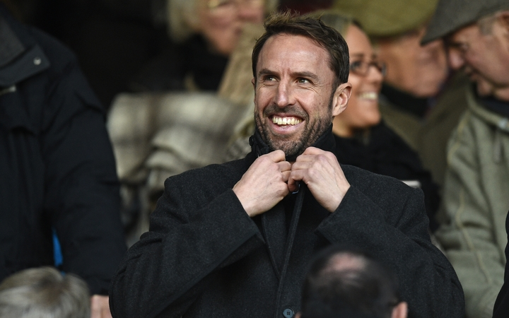 Gareth Southgate has been appointed permanent football manager of England