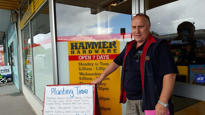 Malcolm Francis Kawakawa Business Association President