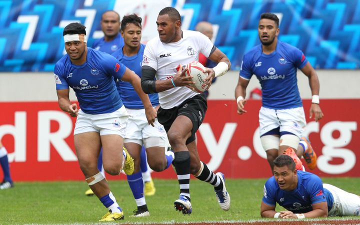Samoa are hoping to be back competing with sevens big guns like Fiji this season.