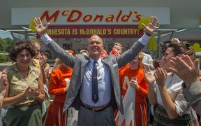 'The Founder' stars Michael Keaton.