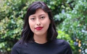 Native American and Tongan, Juliana Brown Eyes-Clifford Kaho