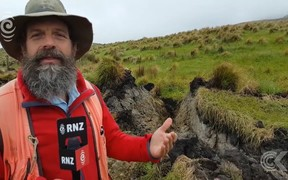 Scientists probe fault for insight on future events: RNZ Checkpoint