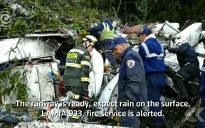 More details emerge into what caused fatal LaMia plane crash