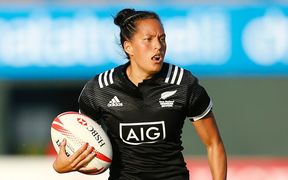 New Zealand Sevens player Tyla Nathan-Wong.