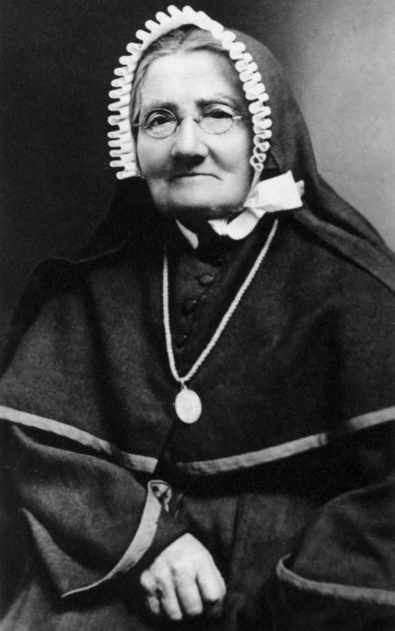 Sisters of Compassion founder, Mother Suzanne Aubert (1835 -1926)