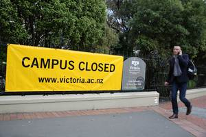 Victoria University has been closed.