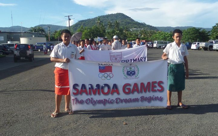 The Samoa Games have been revived after a decade-long absence.