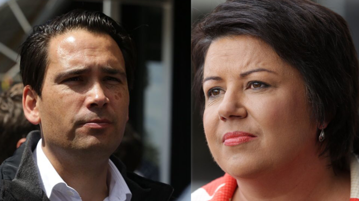 Paula Bennett & Simon Bridges