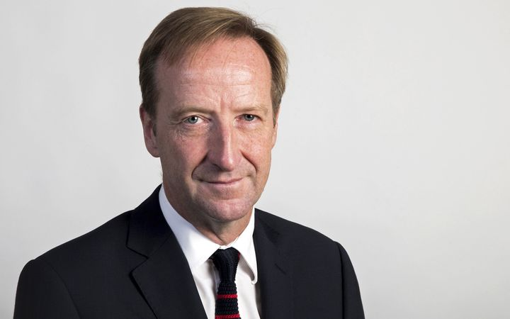 The head of British intelligence service MI6, Alex Younger
