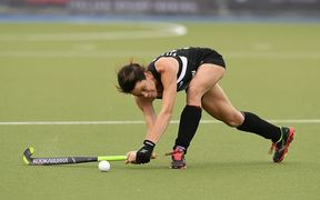 Black Sticks player Natasha Fitzsimons.