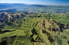 The Ruataniwha dam will be built on the Mohaka Fault line.