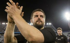 All Black hooker Dane Coles.