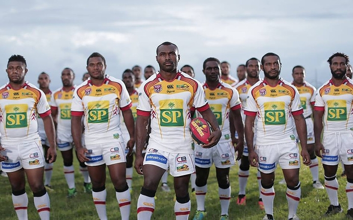 Sport: PNG Hunters overhaul squad for 2017   RNZ News
