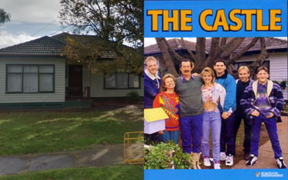 'The Castle' - in reality, 3 Dagonet Street in Strathmore, Melbourne