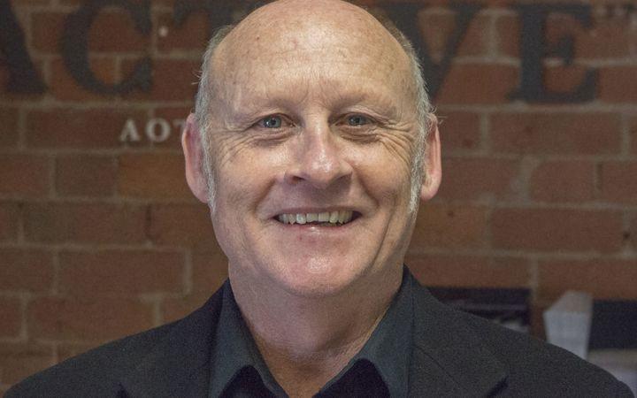 Dr Grant Davidson of Skills Active Aotearoa.