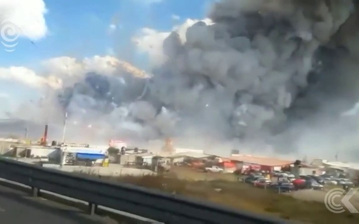 Explosion at Mexican fireworks market kills at least 27: RNZ Checkpoint