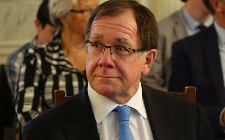 National MP Murray McCully