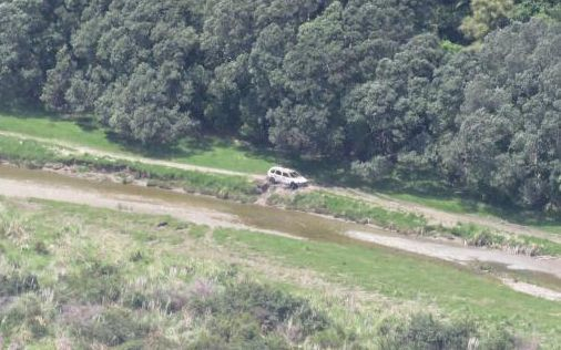 Police are seeking any sighting of the burnt out vehicle found near the banks of the Raukokore River, not far from where Don Henry Turei died.