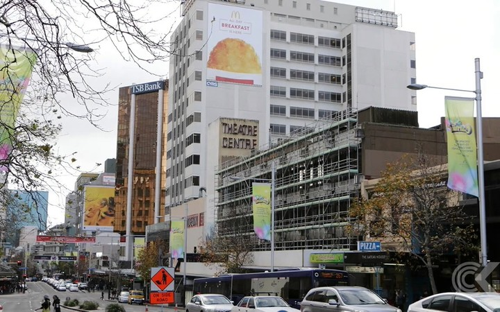 Govt called on to help restore Auckland's St James Theatre