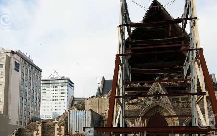 No Christchurch cathedral decision this side of Christmas