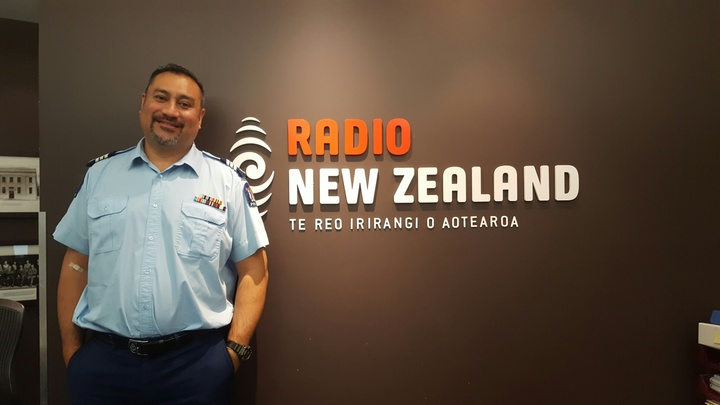 Sonny Iosefo at RNZ