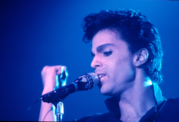 Prince died in April 2016.