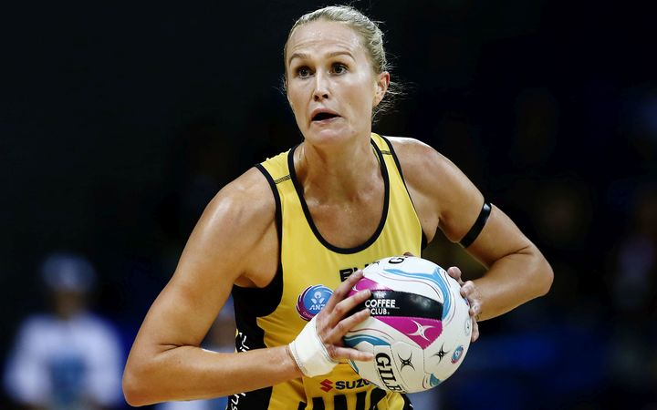 Chelsea Locke played for the Central Pulse in the now defunct ANZ Championship.