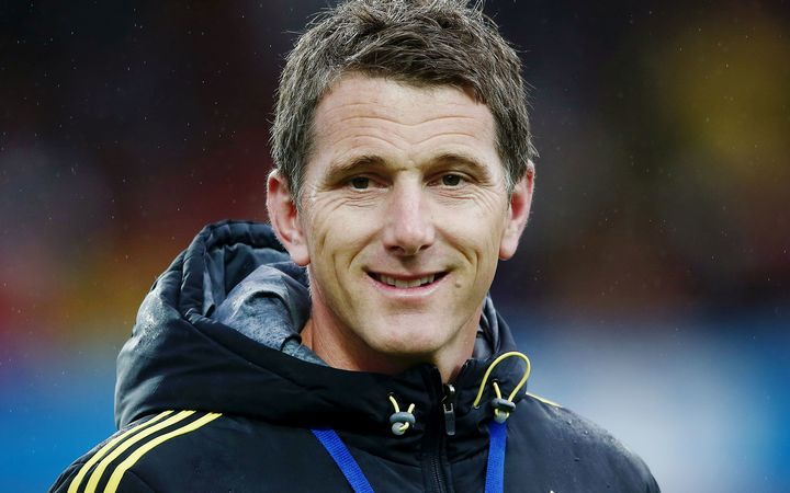 Chris Greenacre's smile is likely to get even wider should he be appointed permanent head coach of the Phoenix.