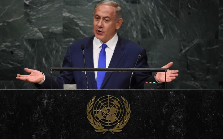 Israel Prime Minister Benjamin Netanyahu has declared his country would not abide by a new UN resolution.