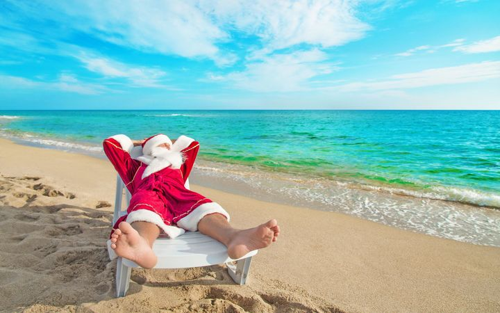 Christmas Weather.Christmas Weather Mild Temperatures For Most Of Nz Rnz News