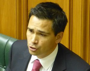 Simon Bridges.