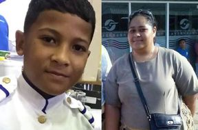 Sione Taumalolo, 11, died along with Talita Fifita, 33 in the bus crash near Gisborne on Christmas Eve.