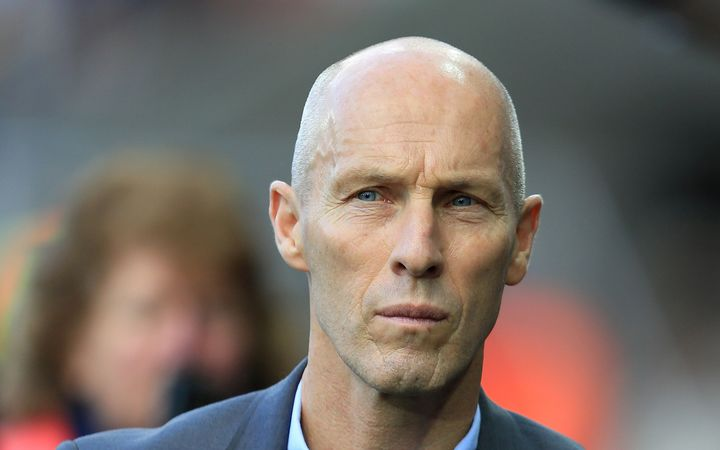 Football manager Bob Bradley