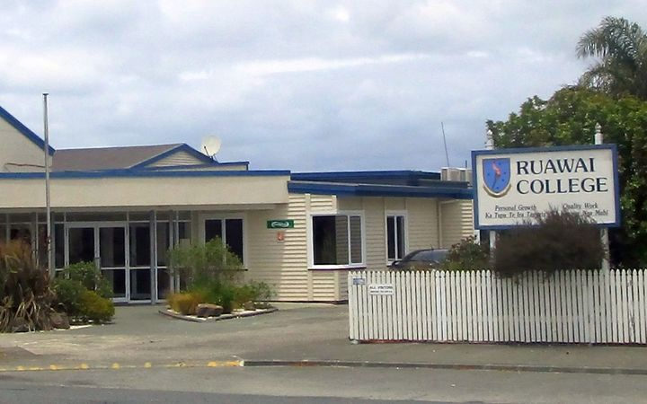 Ruawai College in Northland