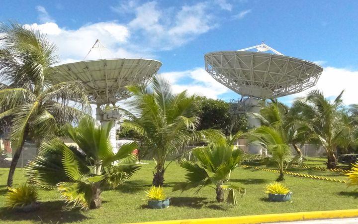 Marshall Islands internet restored