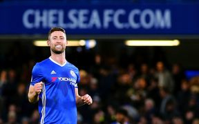 Chelsea player Gary Cahill.