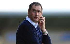English football manager Paul Clement.