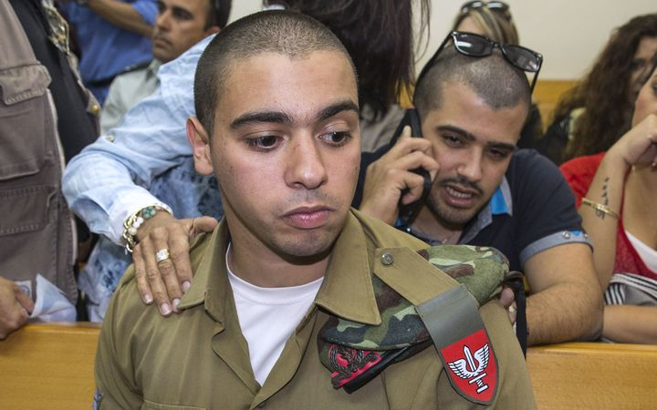 Israeli soldier Elor Azaria has been convicted of manslaughter after he shot dead a wounded Palestinian assailant.