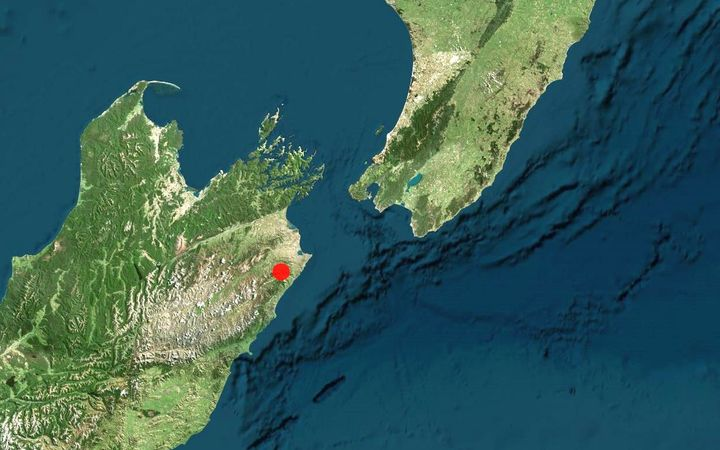 The latest quake to hit the upper South Island was located 20km away from Seddon.