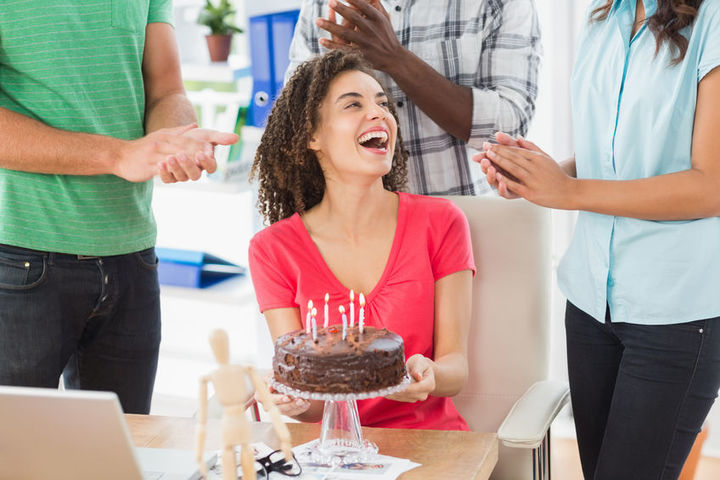 "Employees should make a New Year's resolution to ""combat cake culture"" in 2017, said Prof Nigel Hunt."