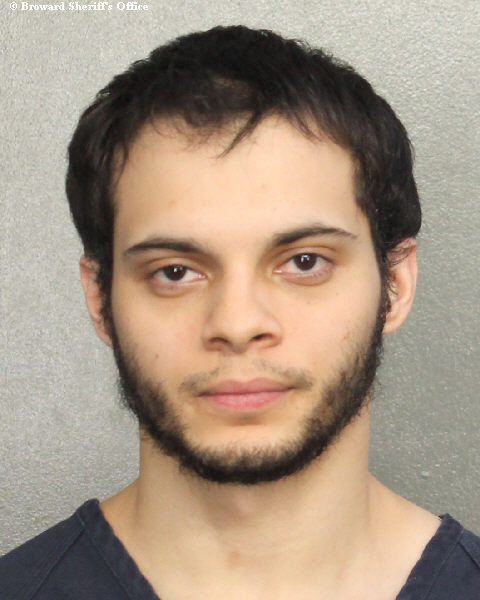 Esteban Santiago was questioned at length overnight.