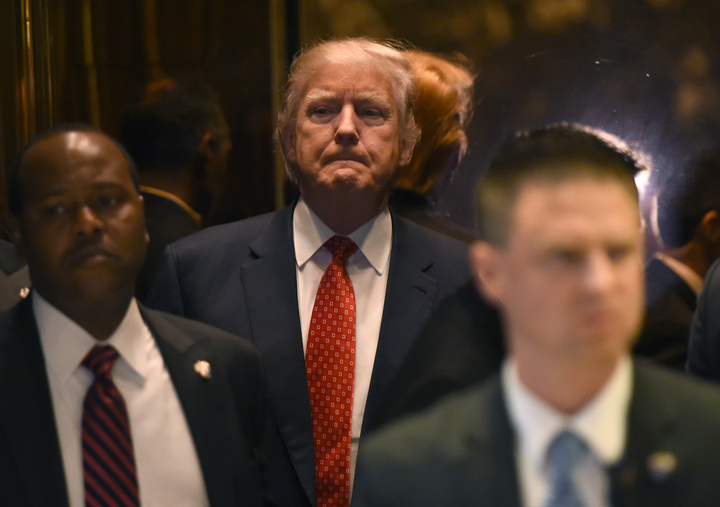 Donald Trump has the highest disapproval rating in history