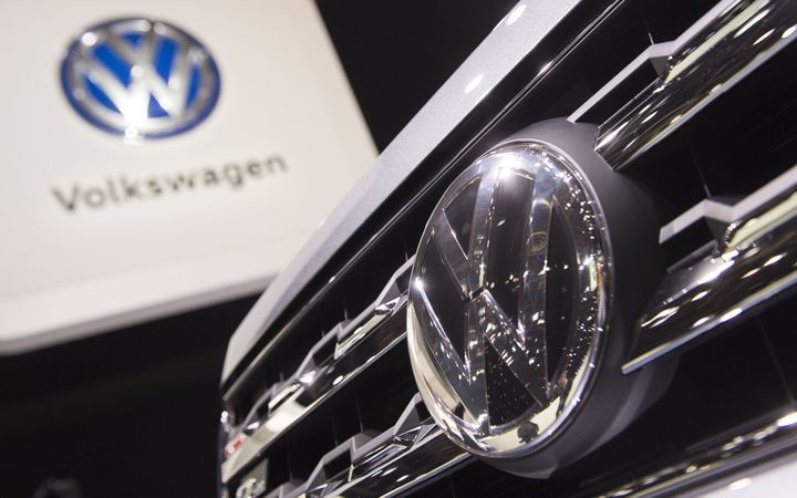 VW admits guilt in emissions cheating; Executives and employees indicted