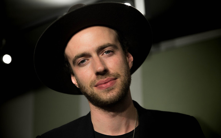 Finn Andrews, musician, from the band The Veils.