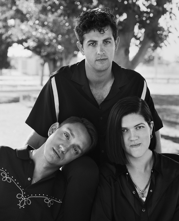 The XX - Oliver Sim, Jamie Smith, and Romy Madley-Croft