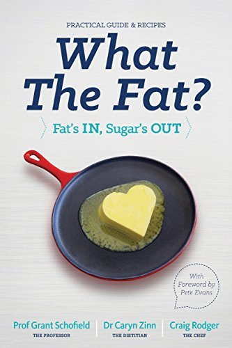 Fat's in, sugar's out! The low carb, healthy fat lifestyle is a revolution turning the food pyramid on its head.